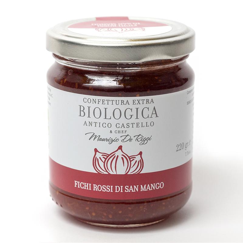 Confettura di Fichi Rossi di San Mango
